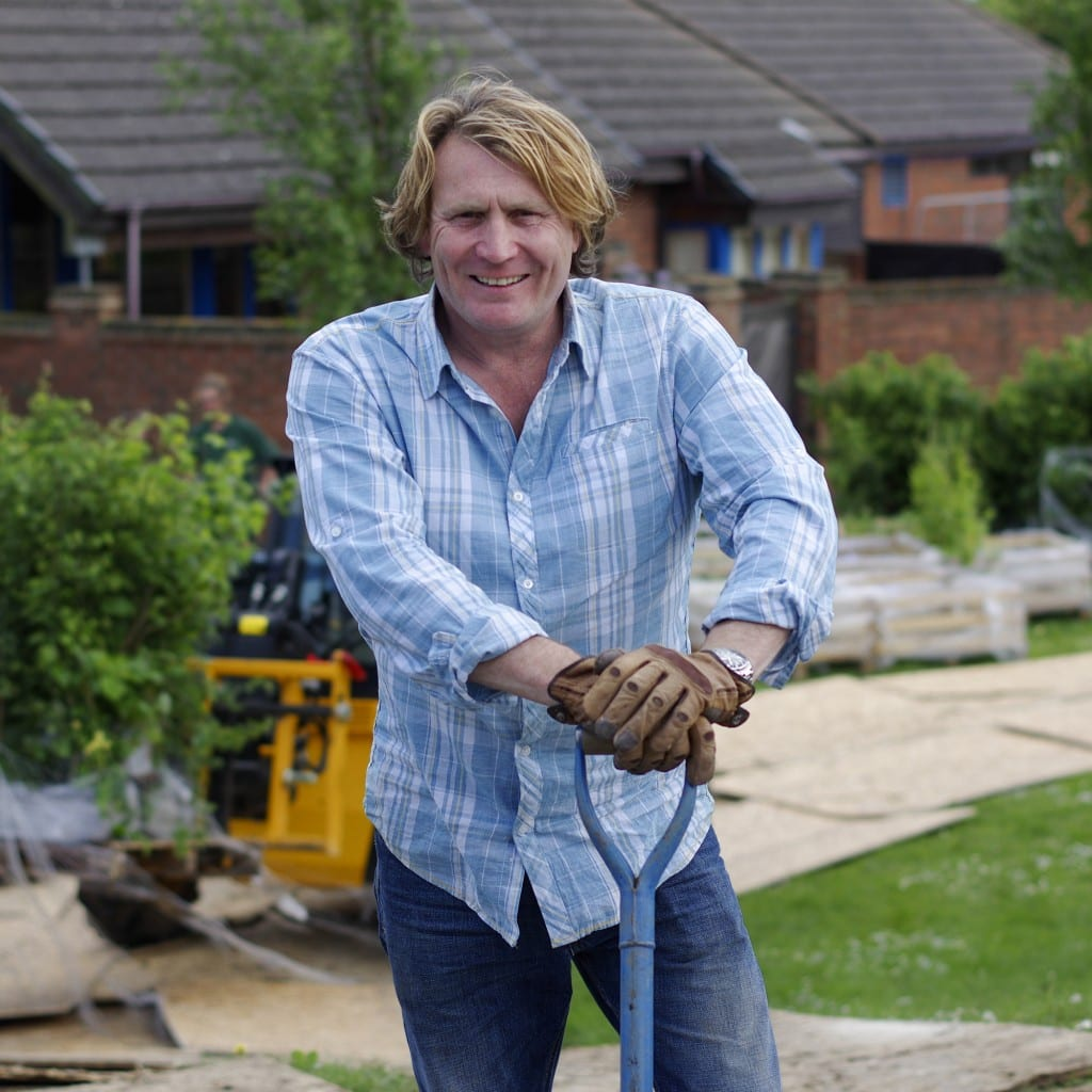 David Domoney- Love Your Garden ITV