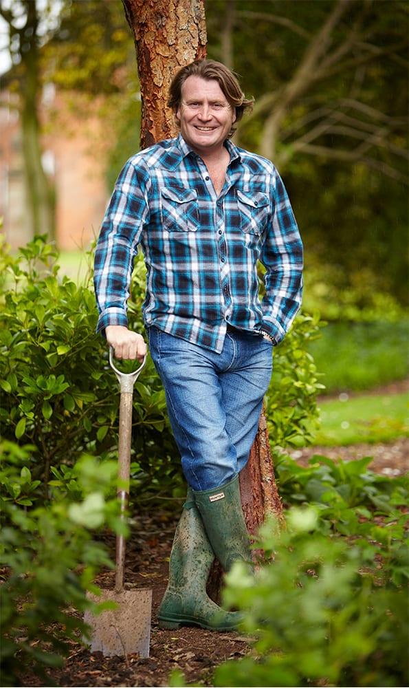 about me tv gardener david domoney