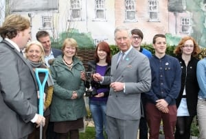 Prince Charles Young Gardeners of the Year