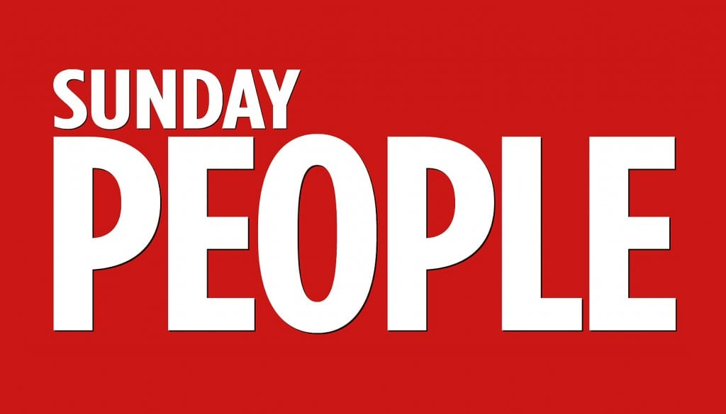 Sunday People Logo