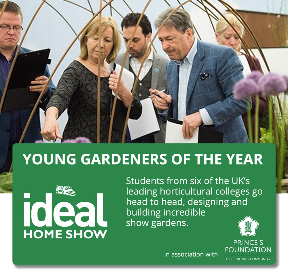 Ideal Young Gardeners Of The Year Competition