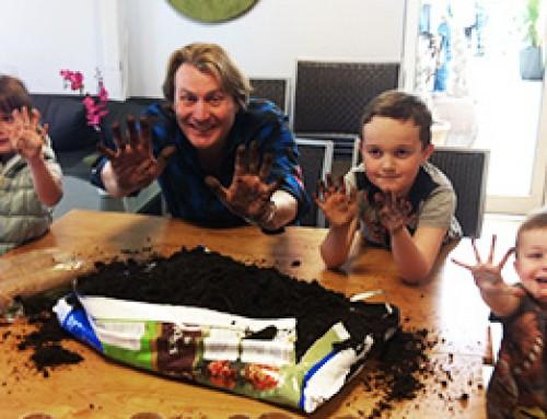 Celebrating Garden Re-Leaf Day with Millbrook
