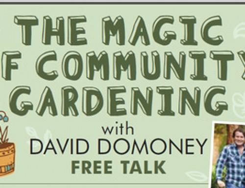 Gardening Talk at Letchworth Garden City with RHS
