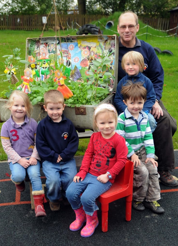 minety preschool web David Domoney Cultivation Street School