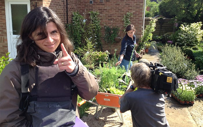 ITV Love Your Garden with Alan Titchmarsh and David Domoney