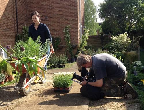 Love Your Garden Series 4 episode 2: behind the scenes photos
