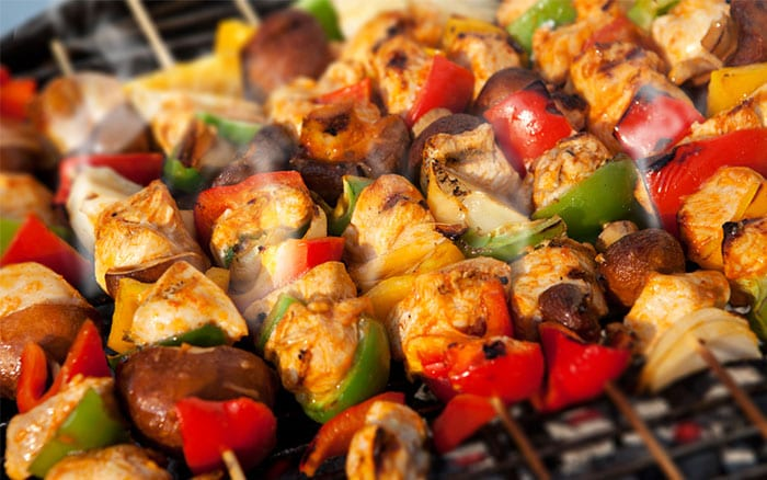 bbq-kebabs-on-charcoal-barbeque