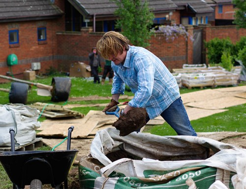 How to: garden for life and get fit – the horticultural way