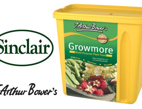 Competition: Win a 1kg tub of Growmore Plant Food with William Sinclair