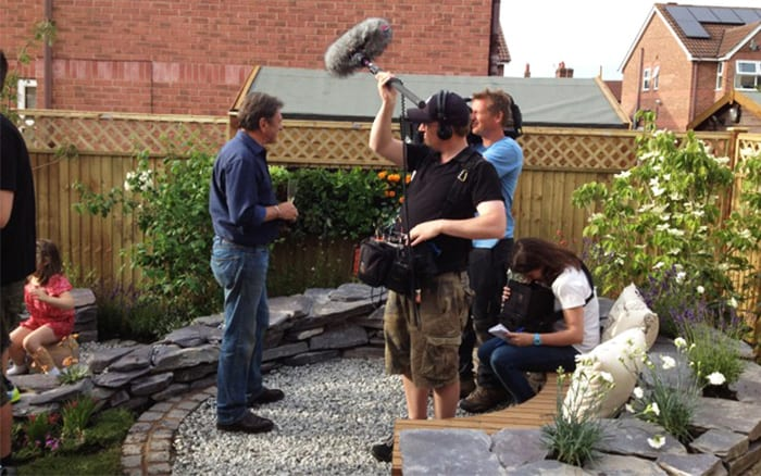 love your garden series 4 episode 4 behind the scenes photos david domoney. Black Bedroom Furniture Sets. Home Design Ideas