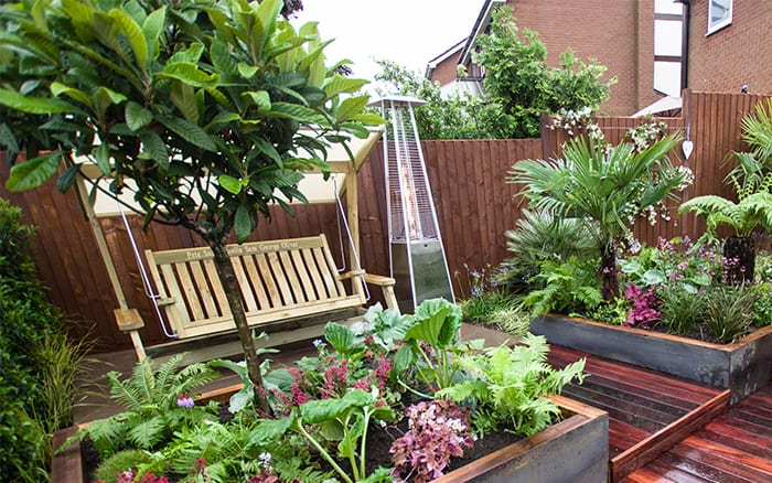 Love Your Garden with Alan Titchmarsh 2014 trees to plant in flower beds