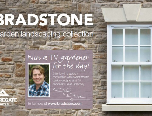 Win! A day of garden consultation with me, courtesy of Bradstone