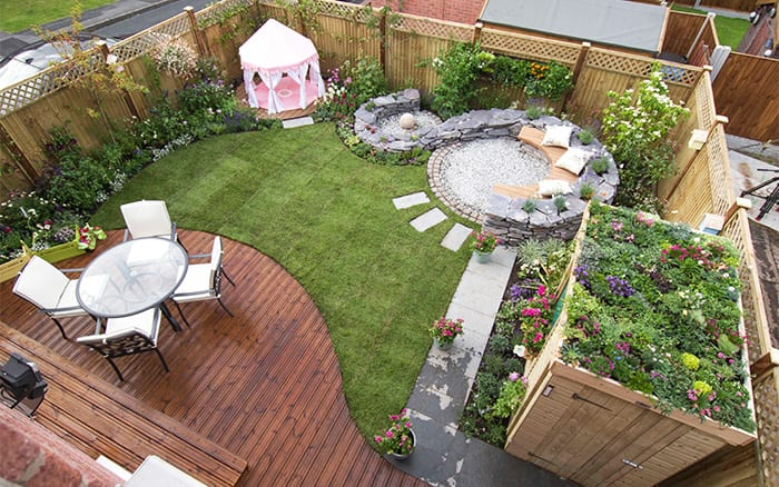 Love your garden series 4 episode 4 before and after for Garden design reddit