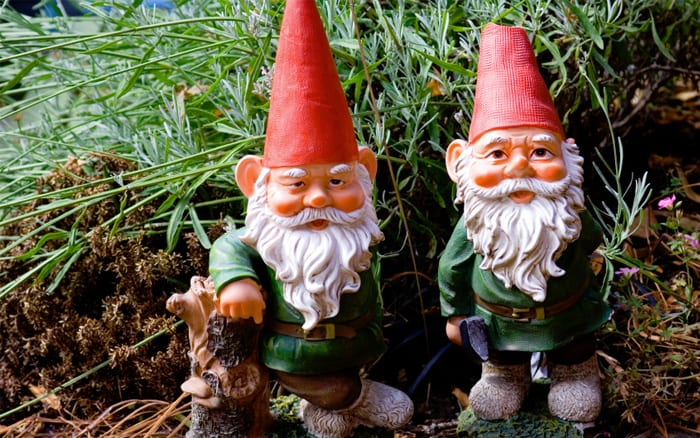 gnomes add character to the garden and come in a huge number of styles