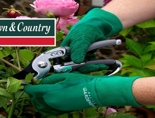 Claim your free Town and Country gardening gloves with Cultivation Street