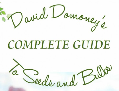 Download the Complete Guide to seeds and bulbs