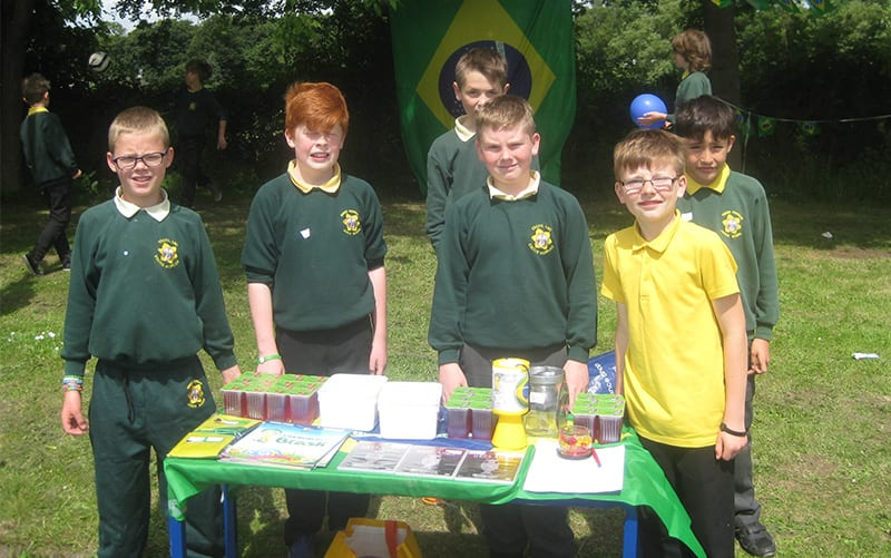 Cultivation school winner for Cultivation Street 2014 campaign Ysgol Egsob Morgan