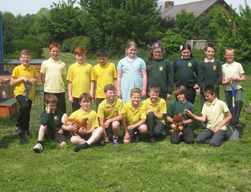 2014 Cultivation School winner – Ysgol Egsob Morgan
