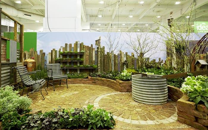 Capel-Manor-College-Garden-2014