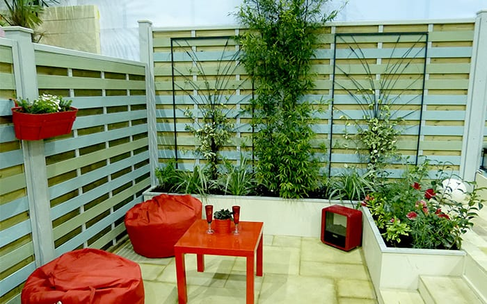 Small Garden Design Ideas: Young Gardeners of the Year on Small Garden Sitting Area Ideas id=71986
