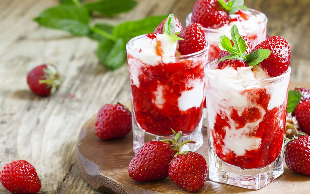 strawberries-and-cream