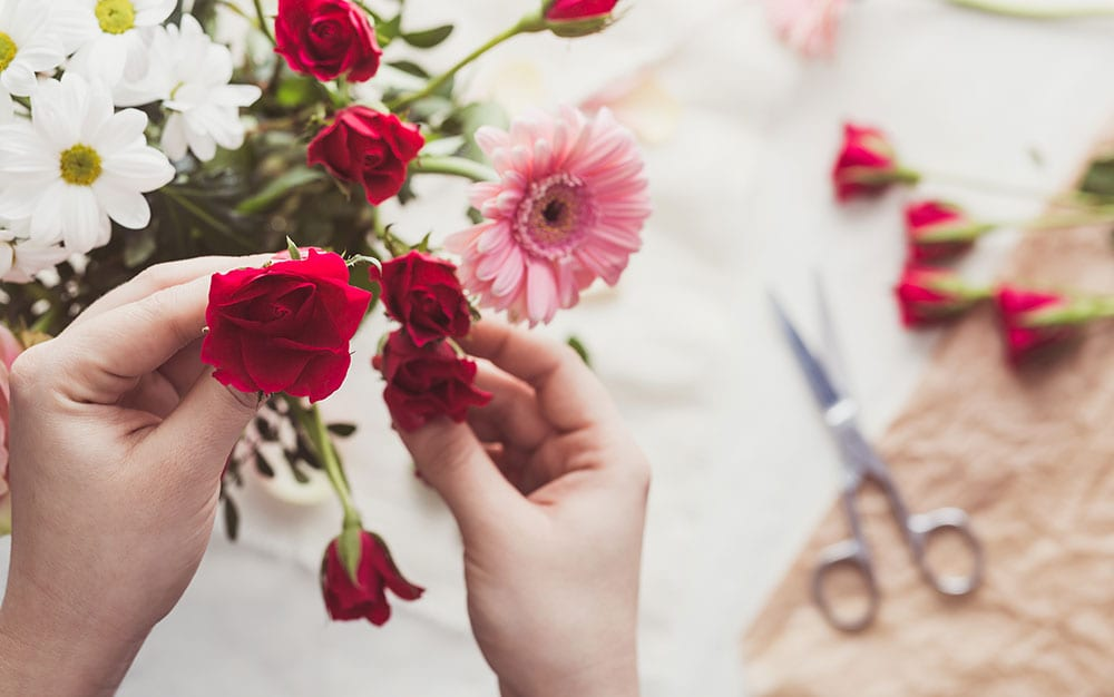 The Top 5 Romantic Flowers and Plants for Valentine's Day