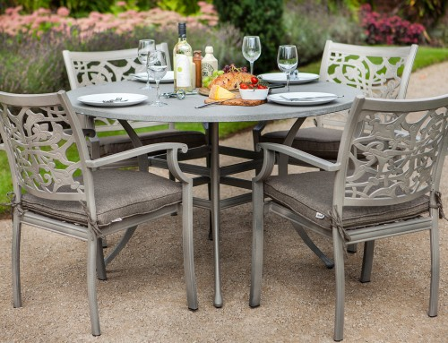 Competition: Win a Hartman Outdoor Dining Set and Parasol!