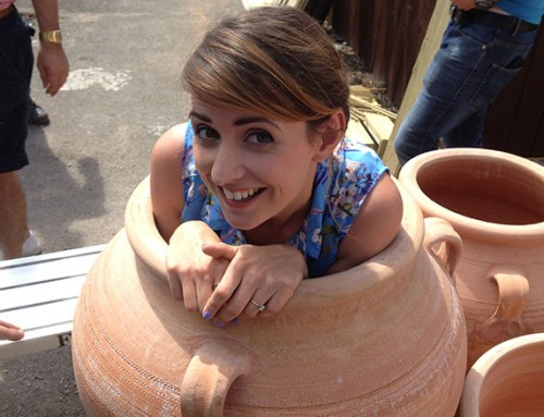 Love Your Garden: Episode 6 behind the scenes photos