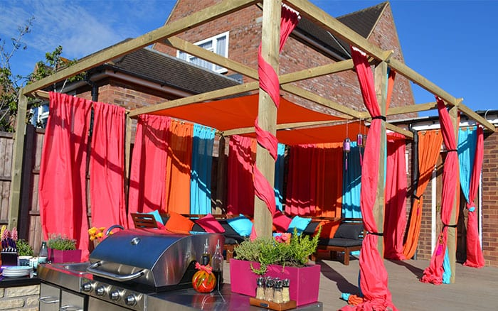 colourful-gazebo-with-curtains-love-your-garden-2015