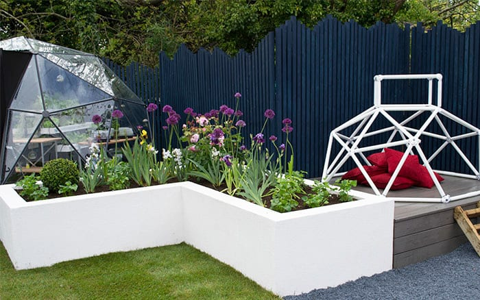 Love Your Garden How To Get The Modern Architectural Look