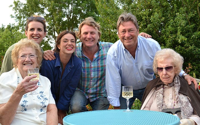 david-domoney-alan-titchmarsh-love-your-garden-presenters-with-makeover