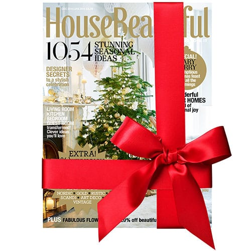 House Beautiful Mag david domoney's top christmas gardening gift ideas