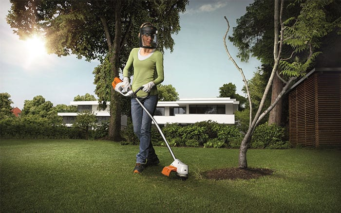 competition win a stihl cordless brushcutter worth 350. Black Bedroom Furniture Sets. Home Design Ideas