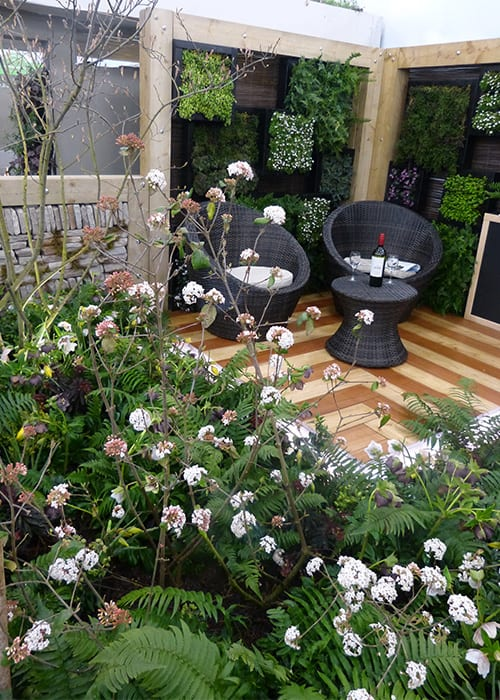 Askham Bryan College show garden at the Young Gardeners of the Year 2016 awards - see all the stunning gardens here