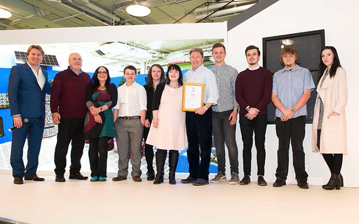 Shuttleworth College wins a Silver Medal at the Young Gardeners of the Year 2016 Competition