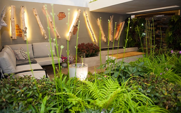 Writtle College's Basement Garden at the Young Gardeners of the Year competition 2016 - see the top design ideas here