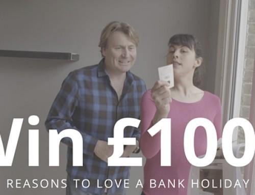 Win £1000 in B&Q vouchers!