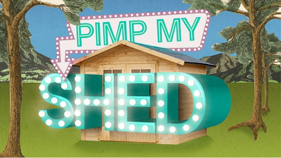 PImp My Shed Blog