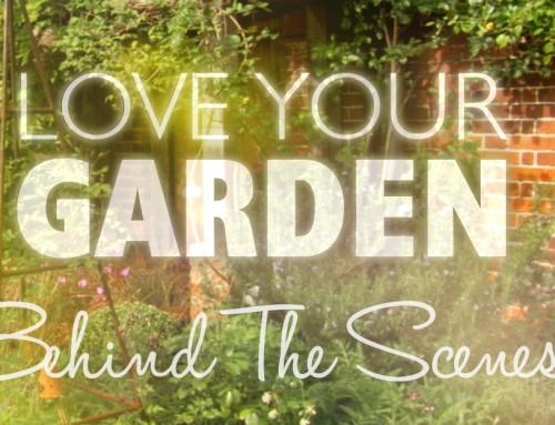 Love Your Garden Episode 5: Eastleigh – Behind The Scenes