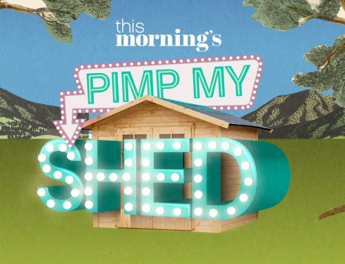 Pimp your Shed – The Reveal