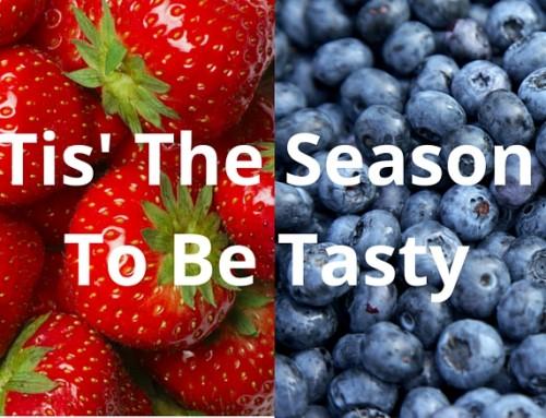 Tis' The Season To Be Tasty