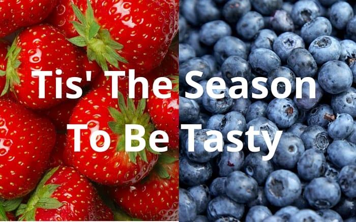 Tis the season to be tasty pic