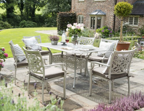 Win an incredible Celtic patio furniture set from Hartman – designed by me!