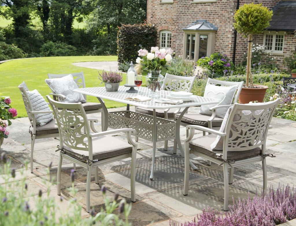 Celtic Dining Set - Win An Incredible Celtic Patio Furniture Set From Hartman - Designed