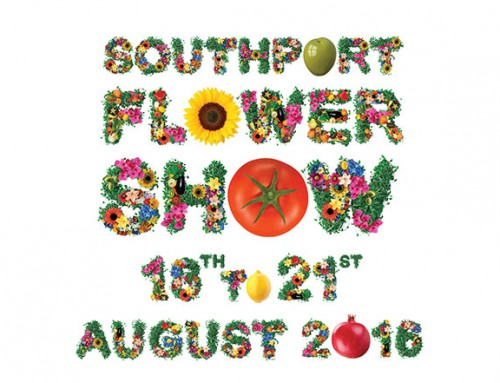 Join me at the Southport Flower Show!