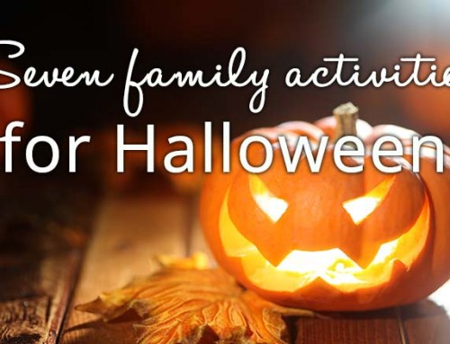 Seven activities for the family at Halloween
