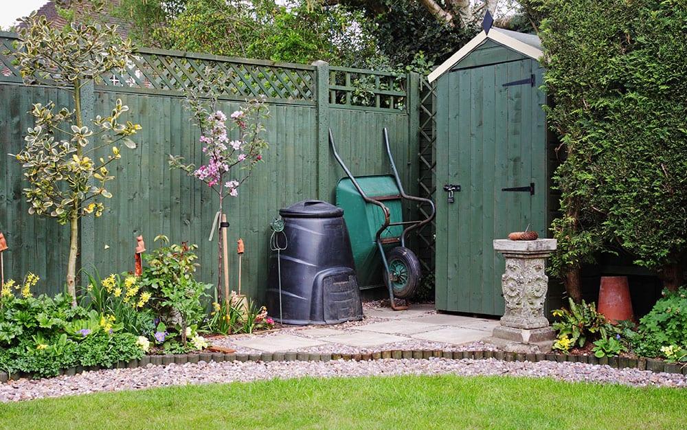 locked-shed