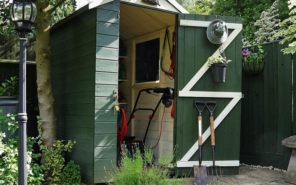 open-shed
