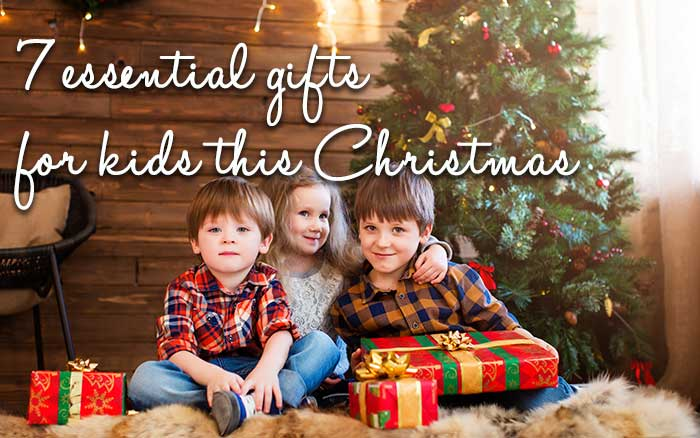 Christmas Gift For Kids.7 Essential Christmas Gifts For Kids David Domoney
