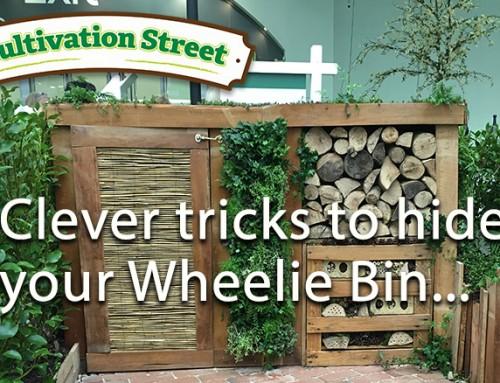 Front Garden Guide – Hiding your wheelie bin